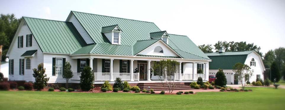 Three Advantages of Modern Metal Roofing
