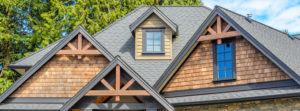 MD home with synthetic slate